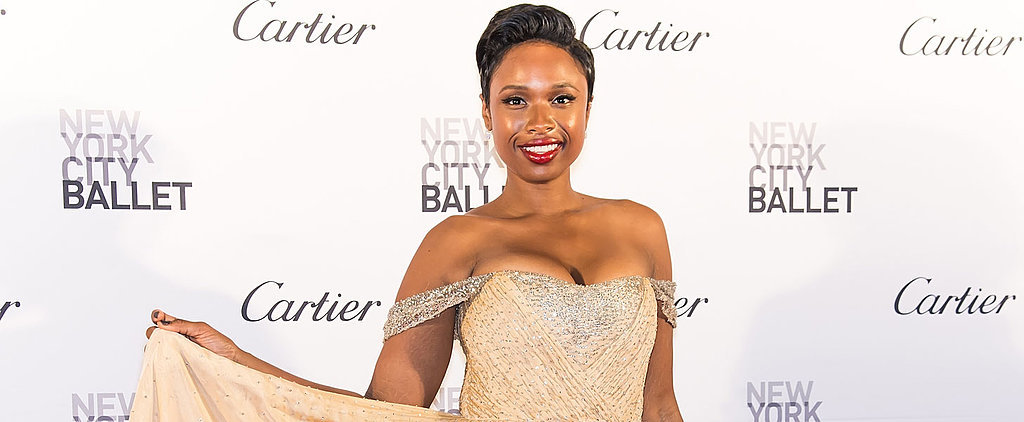 Jennifer Hudson Is Literally Cinderella at the New York City Ballet Gala