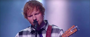 "Ed Sheeran Takes On the Loneliest Song in the World, ""Ain't No Sunshine"""