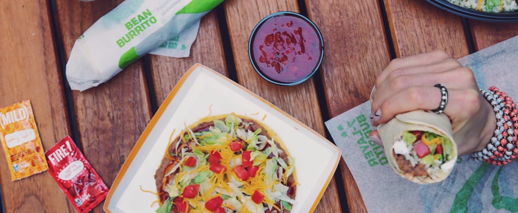 Taco Bell Makes Vegetarian Fast-Food History With Its New Menu