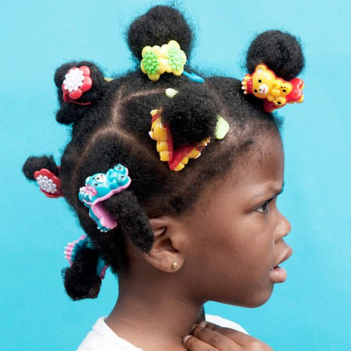 Natural Hairstyles For Children