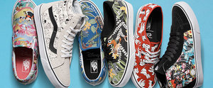 These Vans Sneakers Are a Disney Fan's Dream