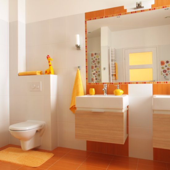 17 Ways to Decorate With Orange
