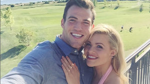 'Dancing With the Stars' Pro Witney Carson Is Engaged!