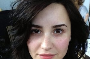 Watch: Demi Lovato Poses Nude And Make-Up Free In Vanity Fair Shoot