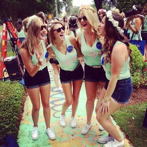 45 Sure Signs You're a Sorority Girl