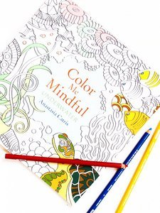 How Coloring Books Taught Me to Meditate