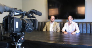 North Dakota Sports Bar Doubles As University TV Studio