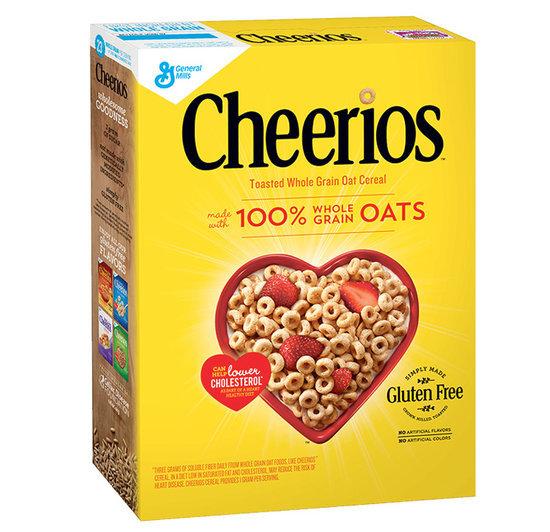 Gluten-Free Cheerios Recall