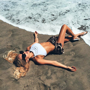 This Wildly Popular Fashion Blogger Just Released A Swimwear Line