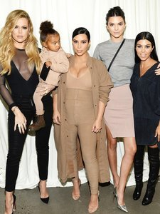 See the Kardashians and Jenners' 1st Magazine Cover Together In Years