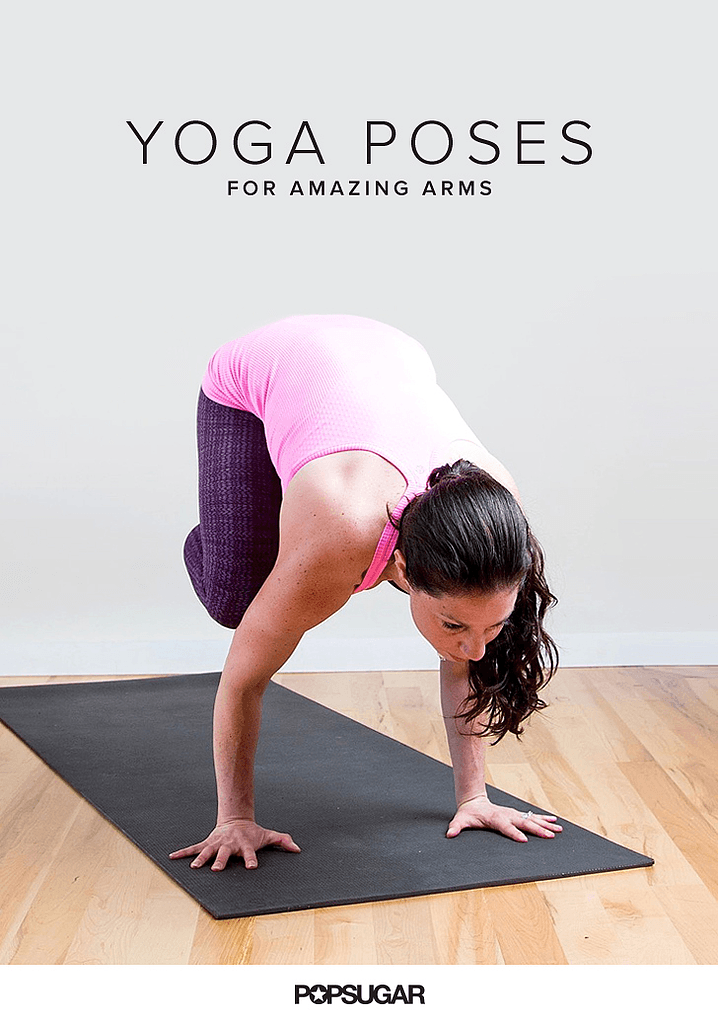 Skip the Dumbbells and Get Strong, Sculpted Arms With These Yoga Poses