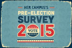 Take HC's Pre-Election Survey 2015!