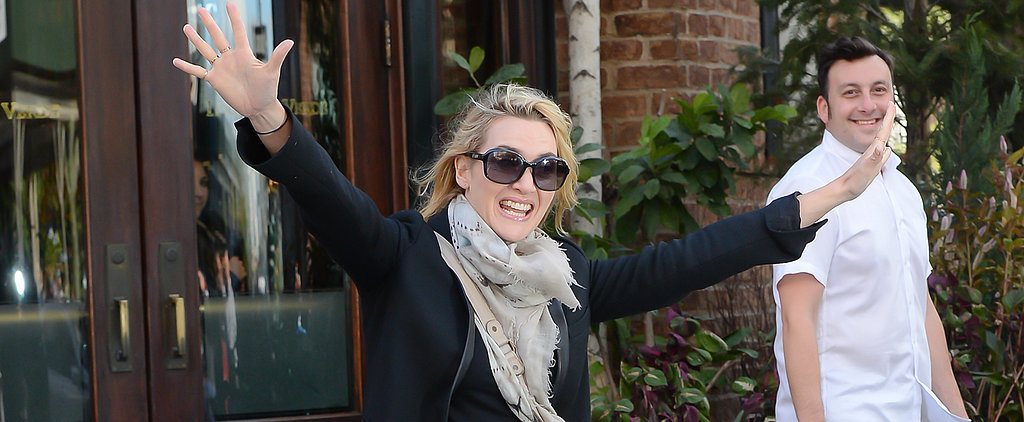 Kate Winslet Is Positively Beaming on Her 40th Birthday