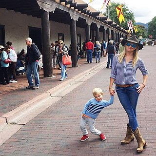 Reese Witherspoon's Family Pictures on Instagram