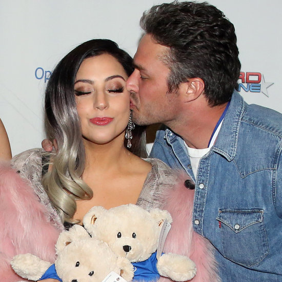 Lady Gaga and Taylor Kinney PDA Pictures
