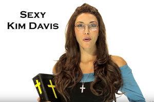 Sexy Kim Davis, Sexy Ariana Grande's Donut & More Stupidly Sexy Halloween Costume Ideas