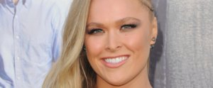 Ronda Rousey Makes History by Becoming Men's Fitness Cover Girl
