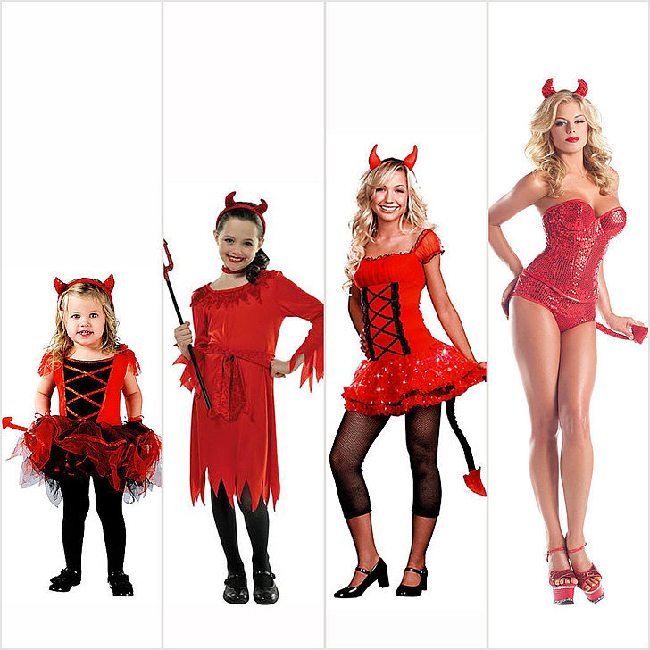 Sexy And Cute Halloween Costumes For Girls Popsugar Fashion