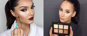 How to Contour Like an Instagram Celebrity in Under a Minute