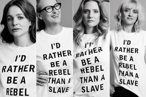 C'mon, White Women: You Don't Get To Be Rhetorical Slaves