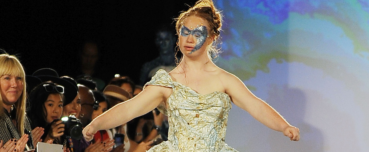 This 18-Year-Old With Down Syndrome Just Won Model of the Year, and This Is Why