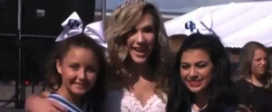 Watch This High School Defend Its Trans Homecoming Queen From Protesters