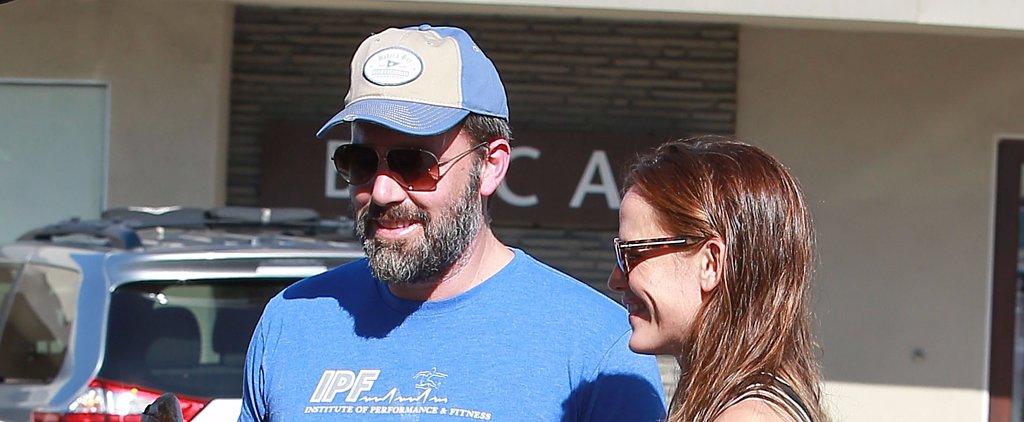 Ben Affleck and Jennifer Garner Sure Do Spend a Lot of Time Together