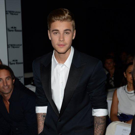 Justin Bieber Shows New Purpose Tattoo on Instagram