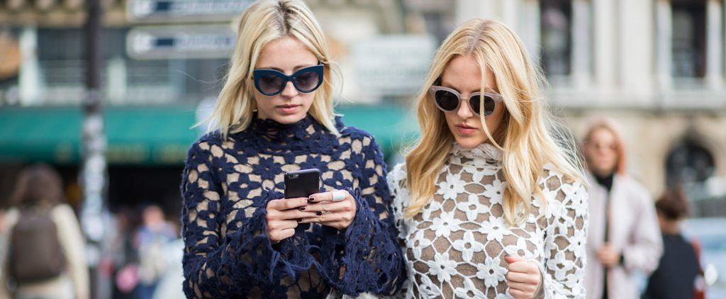 All the Best Street Snaps From Paris Fashion Week