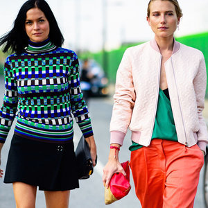 The 10 Street-Style Trends You Should Wear Right Now