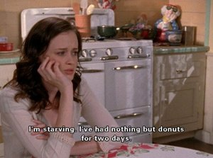 16 Reasons Why College is Better than High School, as told by Rory Gilmore
