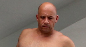 Vin Diesel, Is That You? Action Star Has Noticeable Body Transformation When Seen Shirtless