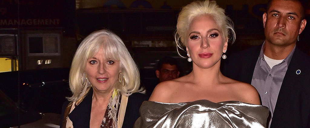 Lady Gaga Hits the Town For a Night Out With Her Mum