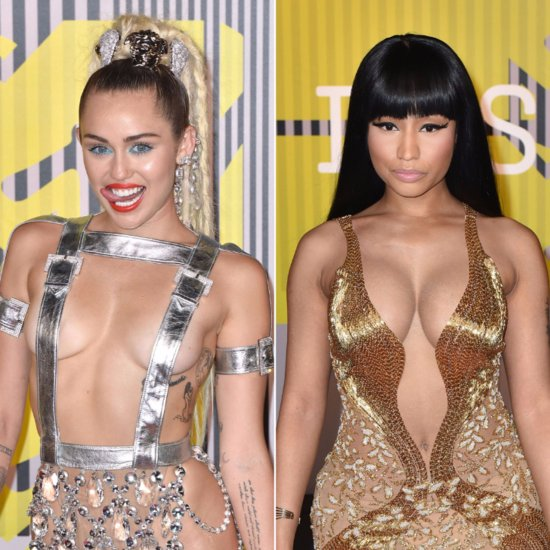 Nicki Minaj Talks About Miley Cyrus Feud