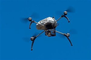 California Kicks Paparazzi Drones to the Curb