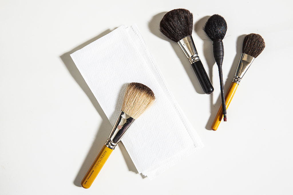 Cleanse Your Makeup Tools
