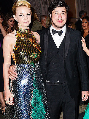 Surprise! Marcus Mumford and Carey Mulligan Welcome First Child
