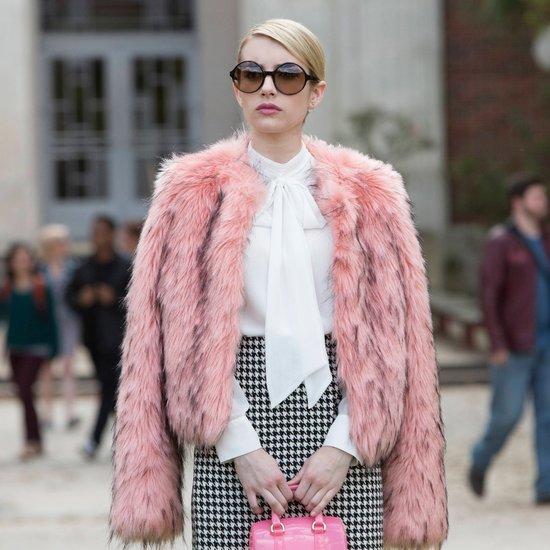 Inspiration Behind Emma Roberts's Scream Queens Character