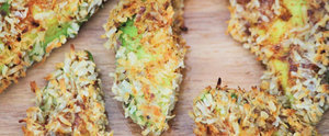 These Coconut-Crusted Avocado Fries Are Just What You Need to Satisfy Your Craving