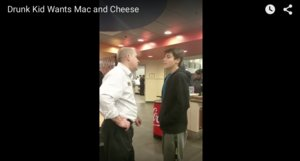 Drunk UConn Student Goes Way Too Far For Mac N' Cheese
