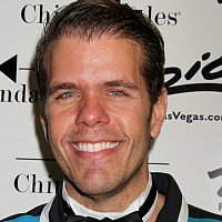 Shall we freak out about how Perez Hilton bathes his son?