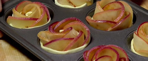 Apple Roses Look Fancy but Are So Easy to Make