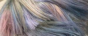 Opal Rainbow Hair Is the Dreamy Dye Trend You Need to Try