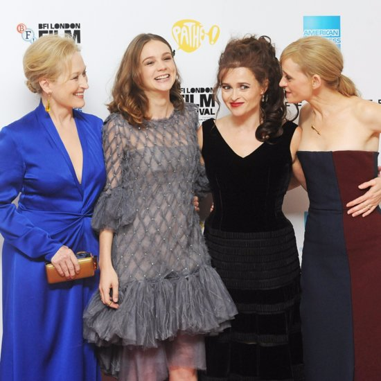 Suffragette Premiere at the London Film Festival