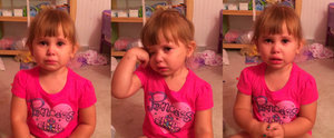 3-Year-Old Comes Up With the Perfect Excuse For Painting Her Barbie With Nail Polish