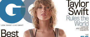 Taylor Swift's First GQ Cover Is as Gorgeous as You'd Expect