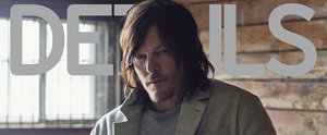 You've Never Seen Norman Reedus With Such a Sexy Stare