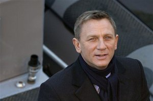 Daniel Craig: I'd Rather Slit My Wrists Than Play 007 Again