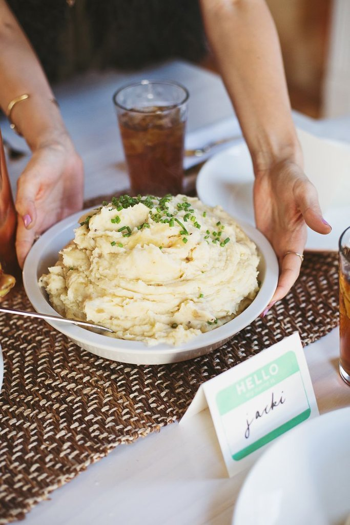 Slow-Cooker Mashed Potatoes