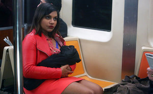 'The Mindy Project' Gets Real On Breastfeeding In Public